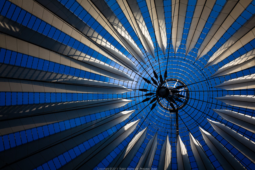 Architekture Photography 2009 · Potsdamer Platz series
