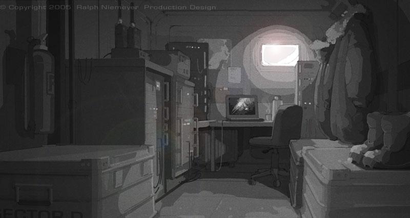 Production Design · Der kleine Eisbär 2