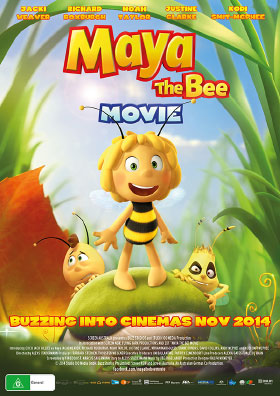 Maya The Bee Movie · Die Biene Maja der Kinofilm