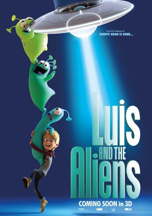Luis-and-the-Aliens-3D-Poster