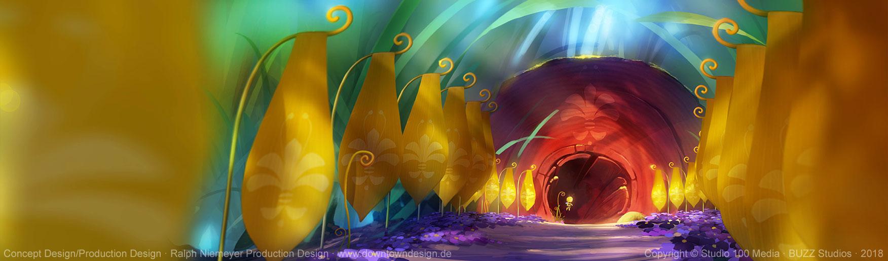 die-biene-maja-2-die-honigspiele-concept-art-ralph-niemeyer-arena-entrance